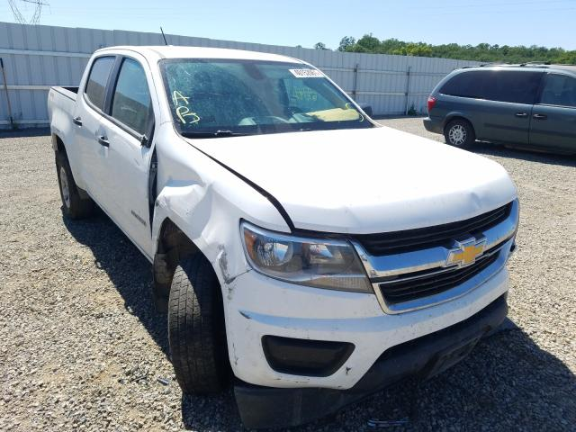 Salvage cars for sale from Copart Anderson, CA: 2016 Chevrolet Colorado