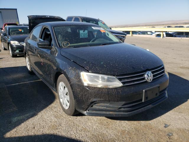 Salvage cars for sale from Copart Albuquerque, NM: 2016 Volkswagen Jetta S
