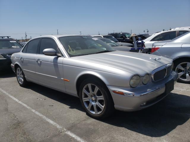 Salvage cars for sale from Copart Sun Valley, CA: 2004 Jaguar XJ8