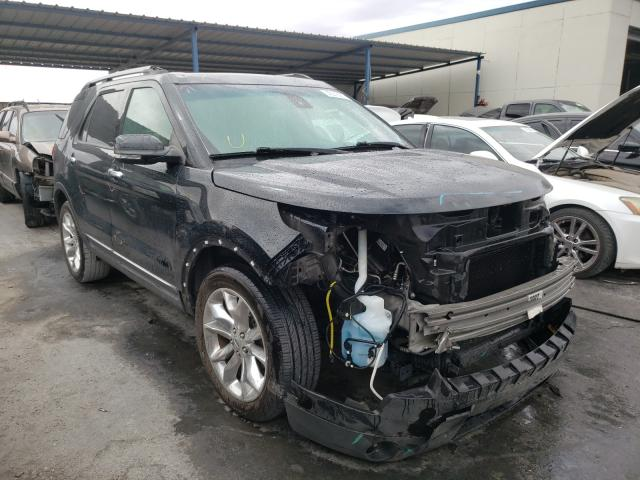 Ford salvage cars for sale: 2015 Ford Explorer L