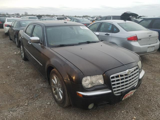 Salvage cars for sale from Copart Elgin, IL: 2009 Chrysler 300C