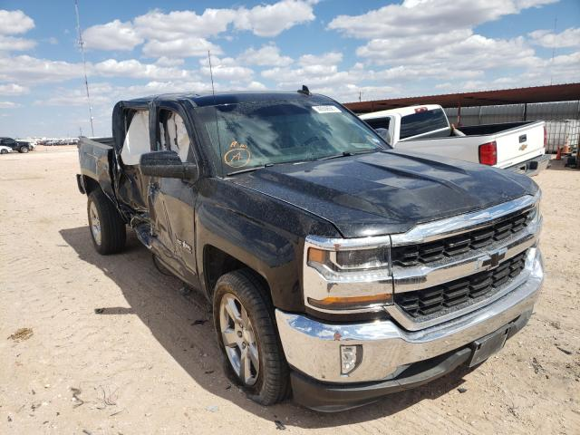 Salvage cars for sale from Copart Andrews, TX: 2018 Chevrolet Silverado
