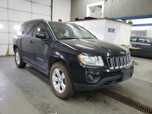 Salvage cars for sale from Copart Pasco, WA: 2012 Jeep Compass SP