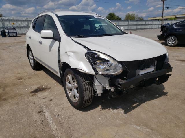 Salvage cars for sale from Copart Lexington, KY: 2011 Nissan Rogue S