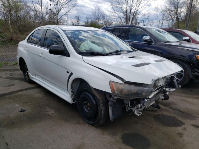 Salvage cars for sale from Copart Marlboro, NY: 2015 Mitsubishi Lancer EVO