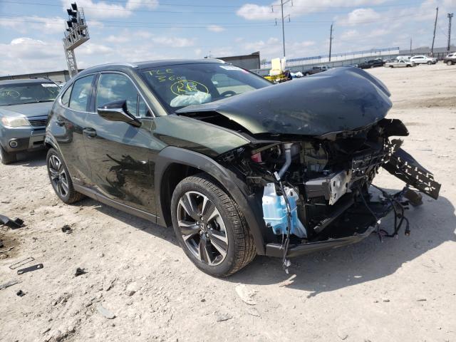 Lexus Vehiculos salvage en venta: 2020 Lexus UX 250H