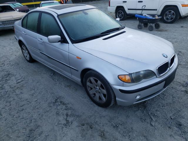 BMW 3 Series salvage cars for sale: 2004 BMW 3 Series