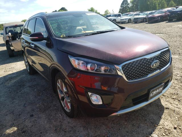 2017 KIA Sorento SX for sale in Conway, AR