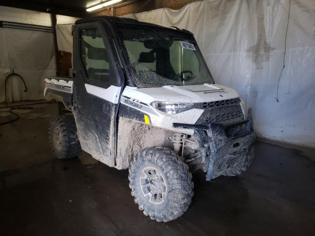 Vehiculos salvage en venta de Copart Ebensburg, PA: 2019 Polaris Ranger XP