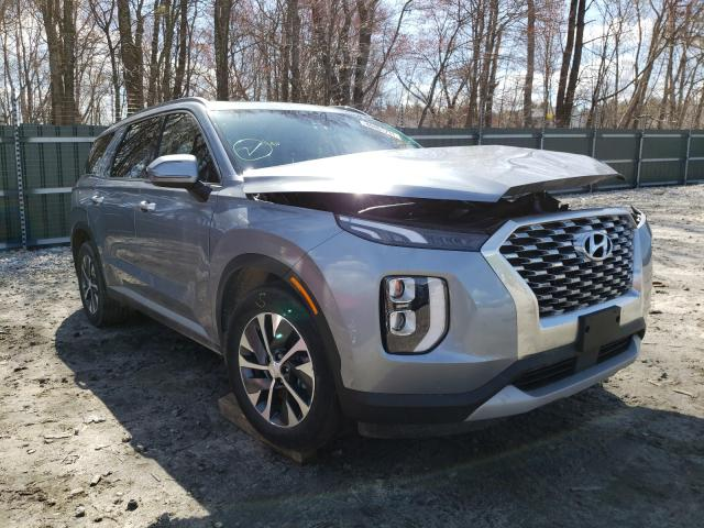 Salvage cars for sale from Copart Candia, NH: 2020 Hyundai Palisade S