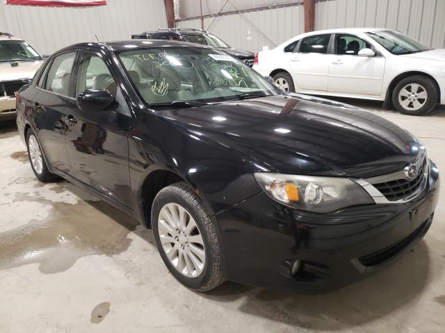 Salvage cars for sale from Copart Appleton, WI: 2009 Subaru Impreza