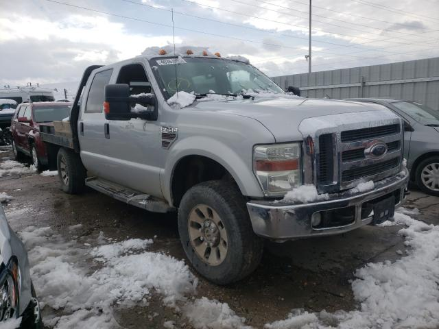 Salvage cars for sale from Copart Littleton, CO: 2008 Ford F250 Super