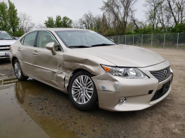 Lexus ES 350 salvage cars for sale: 2015 Lexus ES 350