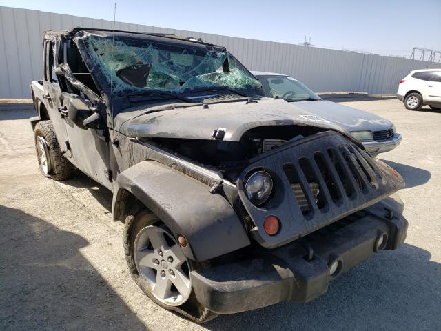 Salvage cars for sale from Copart Adelanto, CA: 2010 Jeep Wrangler U