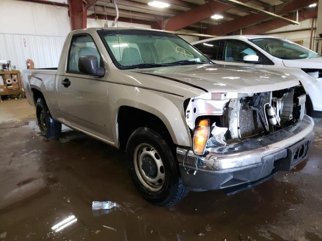 Salvage cars for sale from Copart Lansing, MI: 2007 Chevrolet Colorado