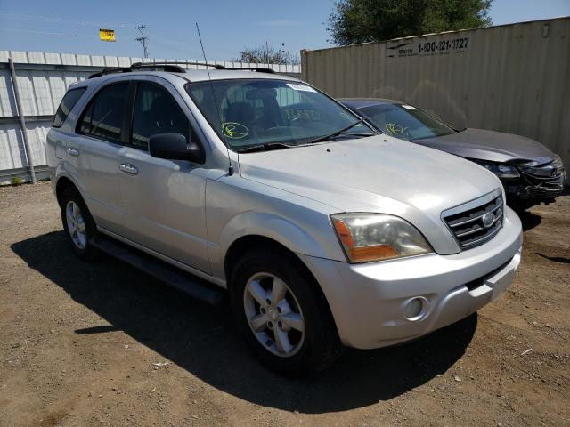 KIA salvage cars for sale: 2007 KIA Sorento EX
