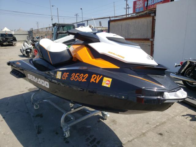 Salvage cars for sale from Copart Los Angeles, CA: 2012 Bombardier Jetski