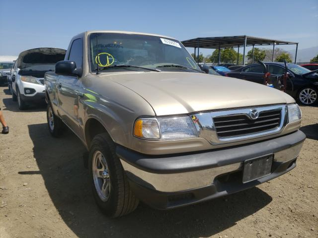 Mazda B3000 salvage cars for sale: 2000 Mazda B3000