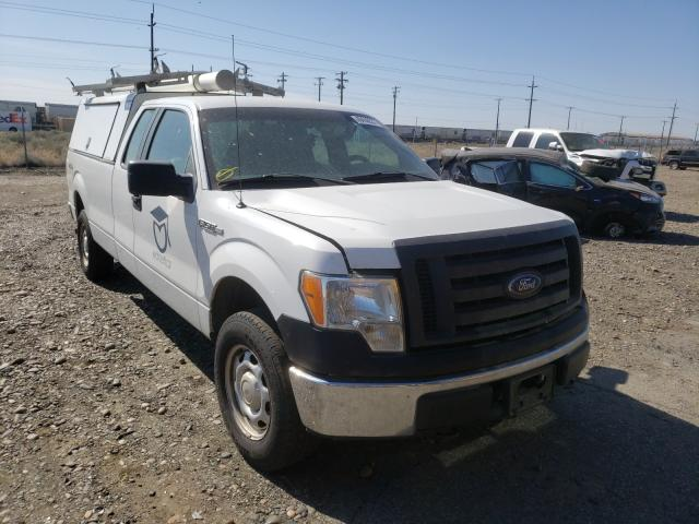Salvage cars for sale from Copart Pasco, WA: 2011 Ford F150 Super