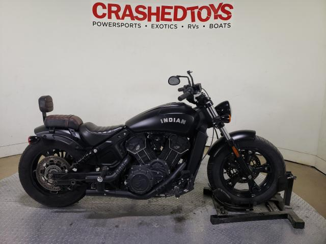 Indian Motorcycle Co. salvage cars for sale: 2020 Indian Motorcycle Co. Scout Bobb