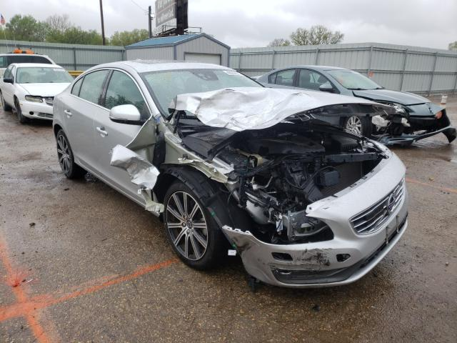 Volvo salvage cars for sale: 2018 Volvo S60 Platinum
