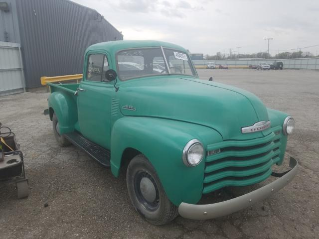 1953 Chevrolet 3100 en venta en Hammond, IN