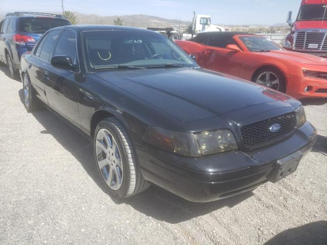 Salvage cars for sale at Reno, NV auction: 2011 Ford Crown Victoria