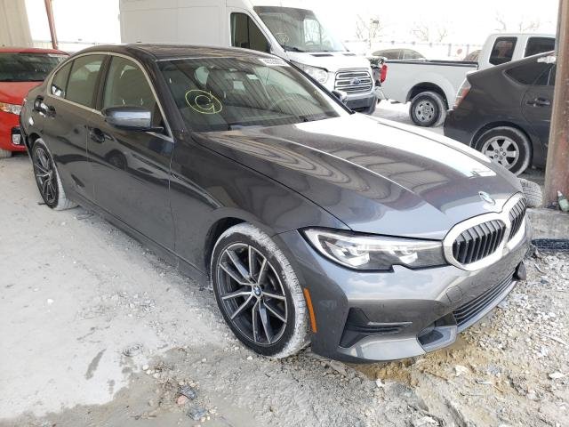 Salvage cars for sale from Copart Homestead, FL: 2020 BMW 330I