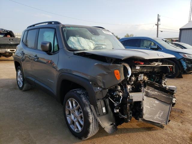 Salvage cars for sale from Copart Lexington, KY: 2021 Jeep Renegade L