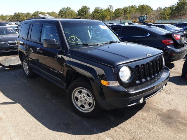 Salvage cars for sale from Copart Brookhaven, NY: 2012 Jeep Patriot SP