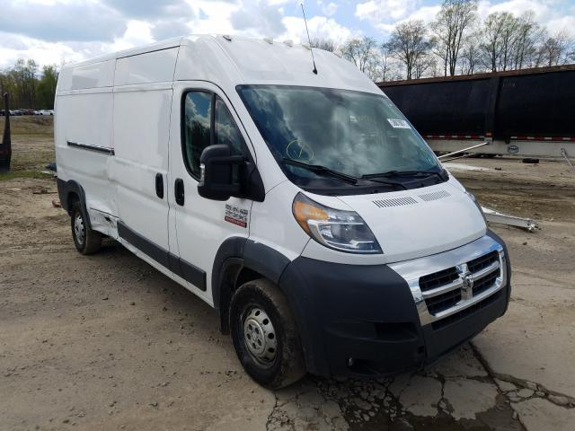 Dodge Promaster salvage cars for sale: 2017 Dodge Promaster