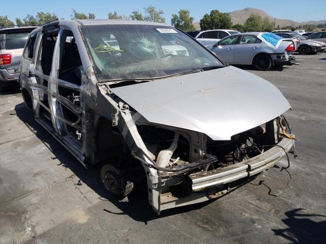 Salvage cars for sale from Copart Colton, CA: 2006 Honda Odyssey EX