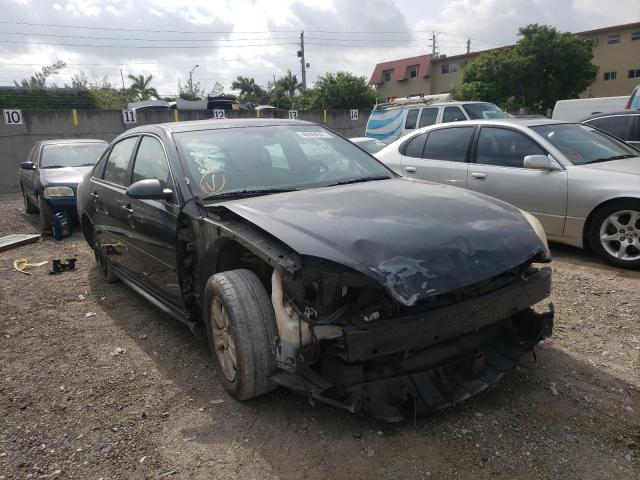 Salvage cars for sale from Copart Opa Locka, FL: 2013 Chevrolet Impala LS