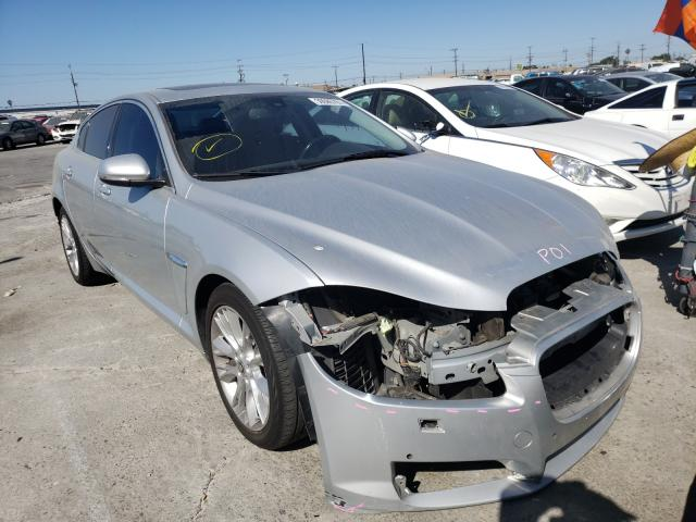 Salvage cars for sale from Copart Sun Valley, CA: 2013 Jaguar XF