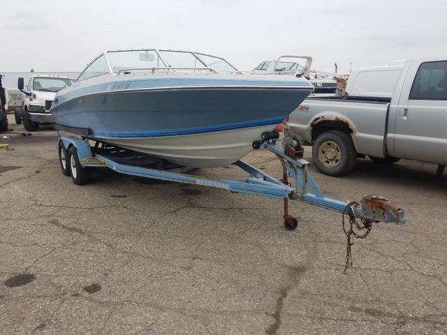 Four Winds Boat salvage cars for sale: 1988 Four Winds Boat