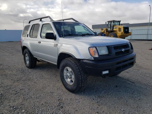Salvage cars for sale from Copart Bismarck, ND: 2000 Nissan Xterra XE