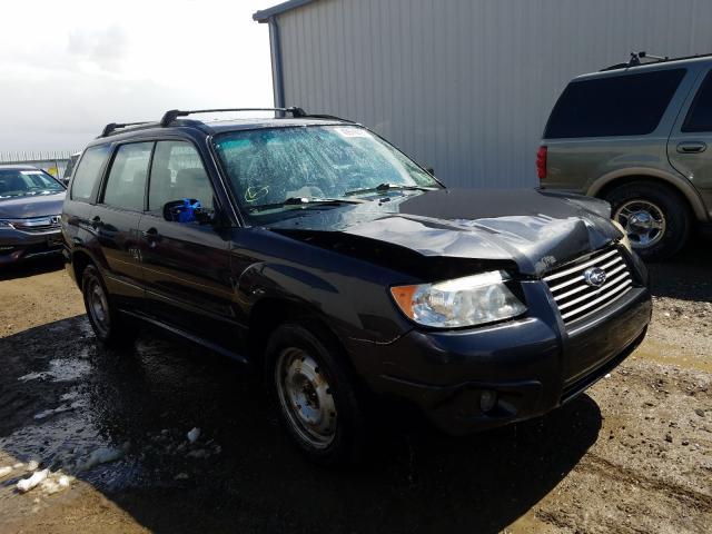 Vehiculos salvage en venta de Copart Helena, MT: 2008 Subaru Forester 2
