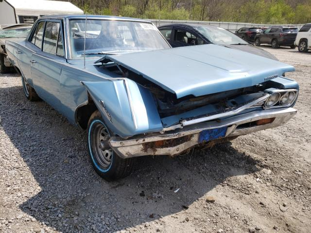 Salvage cars for sale from Copart Hurricane, WV: 1968 Plymouth Satellite