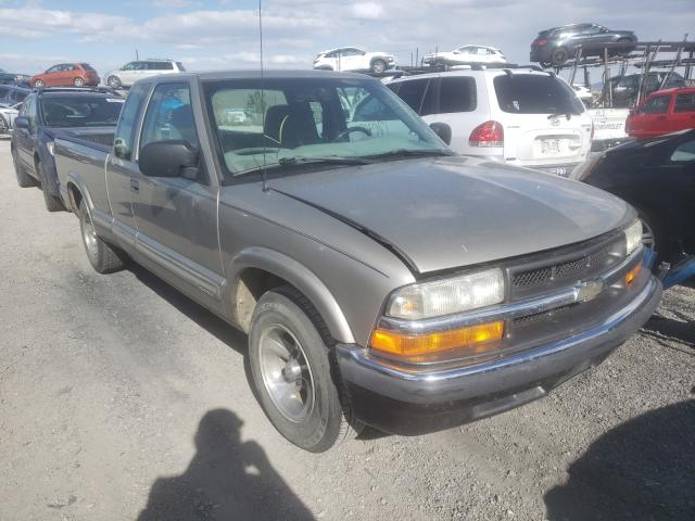 Salvage cars for sale from Copart Reno, NV: 2003 Chevrolet S Truck S1