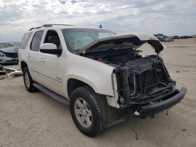 Salvage cars for sale from Copart San Antonio, TX: 2012 GMC Yukon SLT