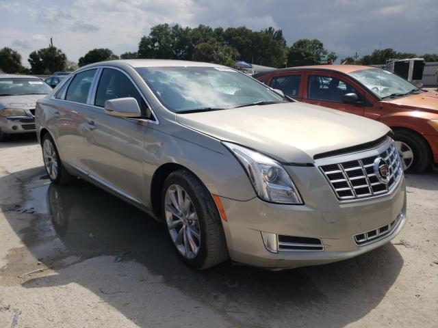 Cadillac salvage cars for sale: 2013 Cadillac XTS Luxury