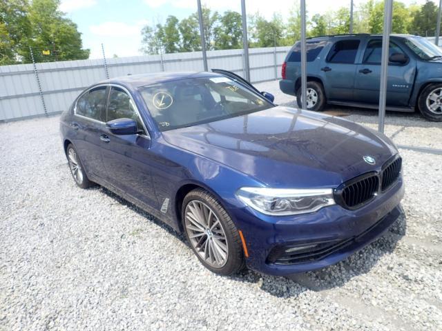 2018 BMW 530 I - WBAJA5C54JG898369