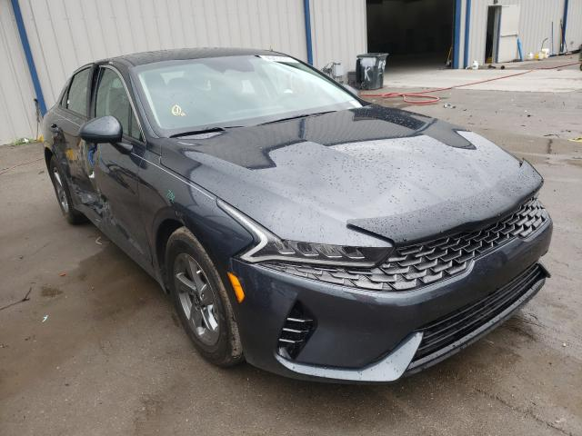 Salvage cars for sale from Copart Apopka, FL: 2021 KIA K5 LXS
