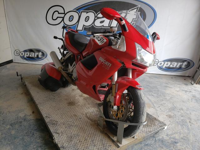 Ducati salvage cars for sale: 2007 Ducati ST3