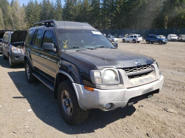 Salvage cars for sale from Copart Graham, WA: 2003 Nissan Xterra XE