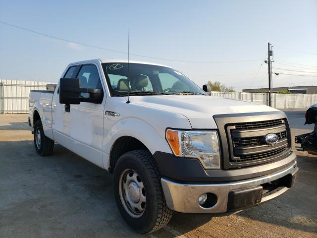 Used 2014 FORD F-150 - Small image. Lot 30235431