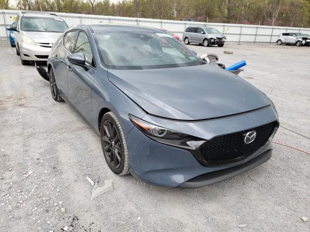 Mazda 3 Premium salvage cars for sale: 2020 Mazda 3 Premium