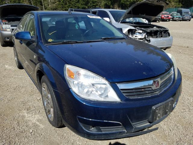 Salvage cars for sale from Copart Graham, WA: 2007 Saturn Aura XE