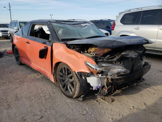 Salvage cars for sale at Indianapolis, IN auction: 2015 Scion TC