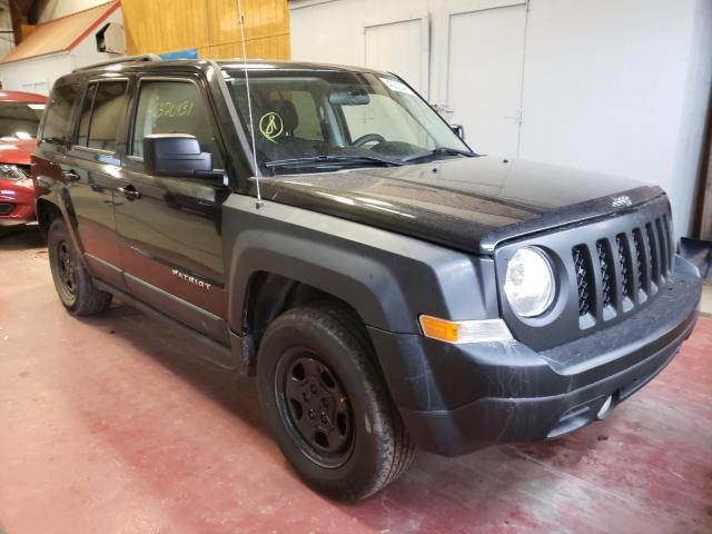 Salvage cars for sale from Copart Angola, NY: 2011 Jeep Patriot SP